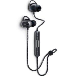 SAMSUNG AKG Wireless Headphones N200 Black GP-N200HAHHDAC