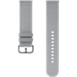 SAMSUNG Kvadrat band Galaxy Watch Active strap Gray ET-SKR82MJEGEU