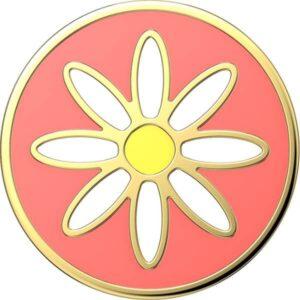 POPSOCKETS Enamel Quaint Daisy Coral (gen2) premium