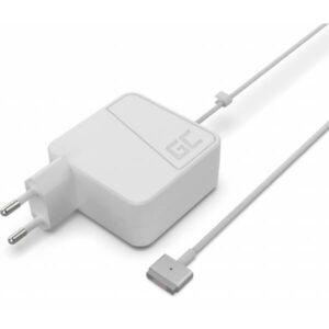 Green Cell Zasilacz Ładowarka  do Apple MacBook Air 13 A1466 Magsafe2 45W
