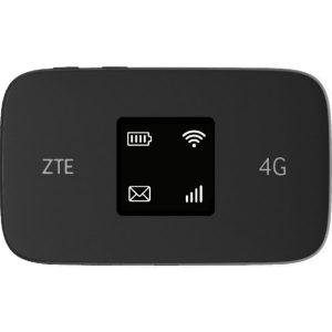 ZTE Mobile Hotspot LTE Black MF971R