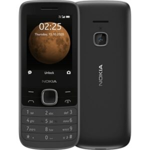 NOKIA 225 4G TA-1316 DS PL BLACK