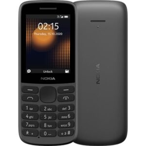NOKIA 215 4G TA-1272 DS PL BLACK