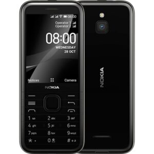NOKIA 8000 4G TA-1305 DS PL BLACK
