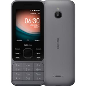 NOKIA 6300 4G TA-1286 DS PL CHARCOAL