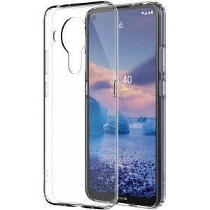 Nokia CC-154 Clear Case Transparent Nokia 5.4