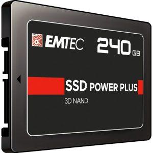 Emtec SSD 2.5 Sata X150 240GB wew.