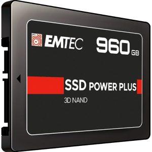Emtec SSD 2.5 Sata X150 960GB wew.