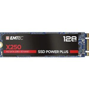 Emtec SSD M2 Sata X250 128GB wew.