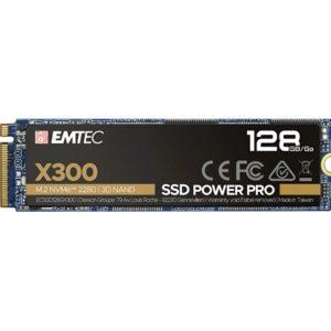 Emtec SSD M2 Nvme X300 128GB wew.