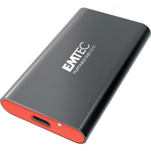 Emtec SSD 3.2Gen2 X210 512GB Portable