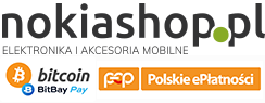 nokiashop.pl Oryginalne Akcesoria, telefony GSM, Smartfony, czytniki eBook, Latarki
