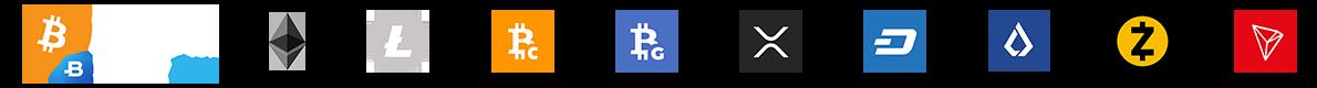 Płatności BitBay Pay, Akceptujemy płatności kryptowalutami